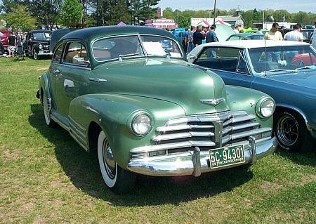 1948 Chevy Stovebolt 6