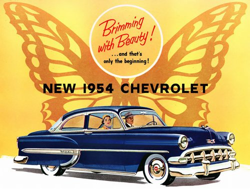 Chevy Straight 6 history