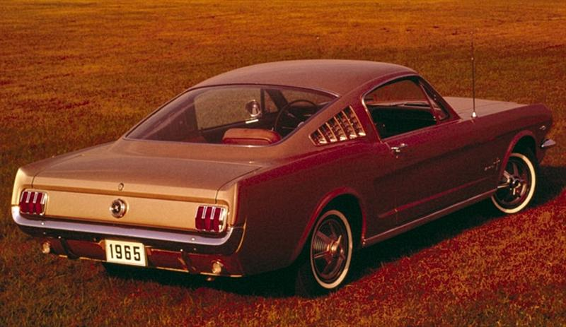 1965 Mustang is a good classic car to restore