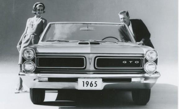 1965 GTO convertible restoration
