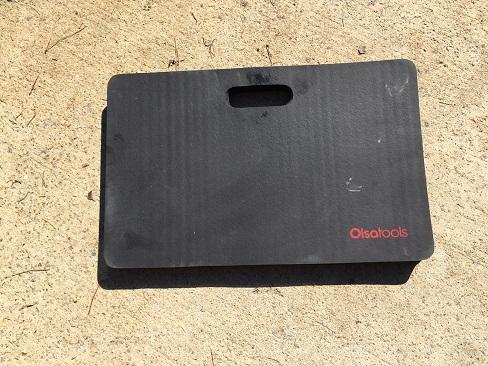 best-kneeling pad for automotive work