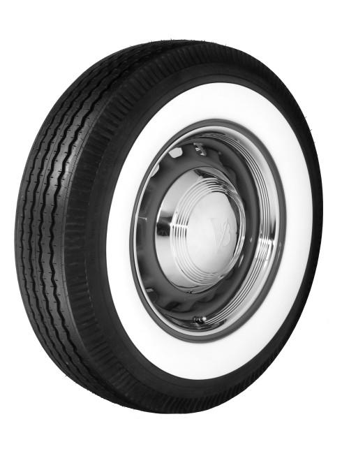 bias look radial tire