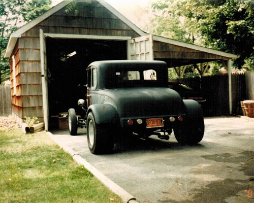Rick Wagner's 1931 Ford Coupe