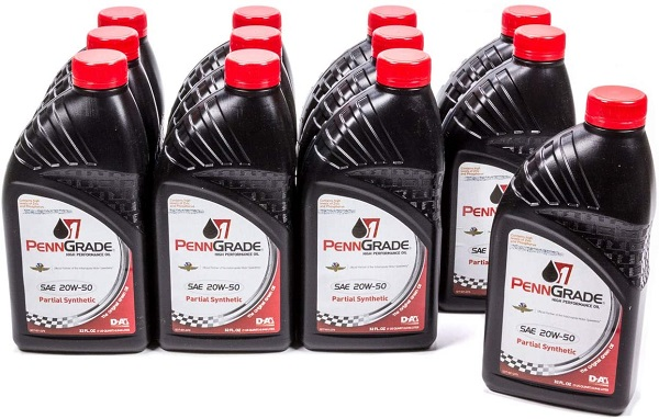 best oil for classic car