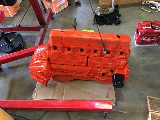 Chevy Stovebolt Rebuild