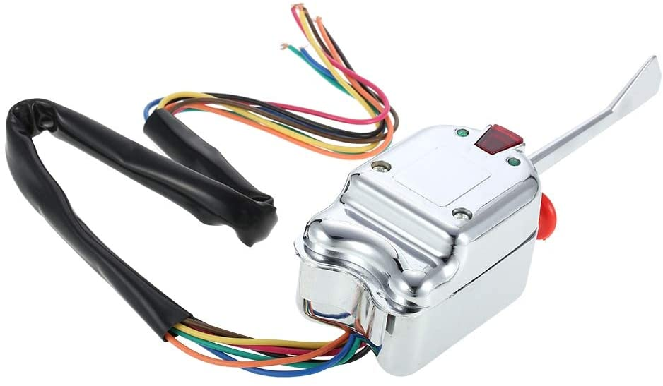 chrome turn signal switch for hot rods and old cars