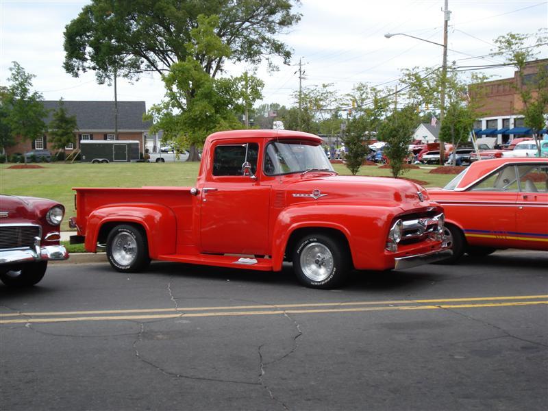 restore an old truck