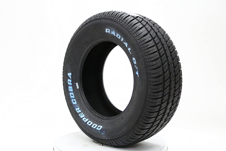 Cooper Cobra GT radial tire