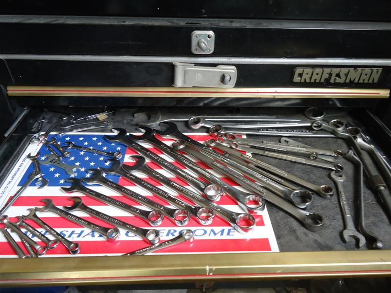 Craftsman wrenches made in the USA