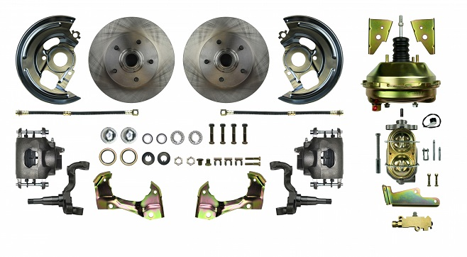 drum to disc conversion kit