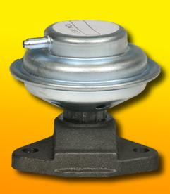 EGR valve function