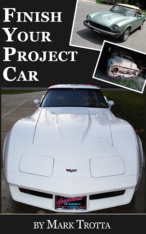 automotive project planning book