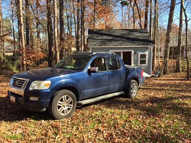 Ford Sport Trac daily driver