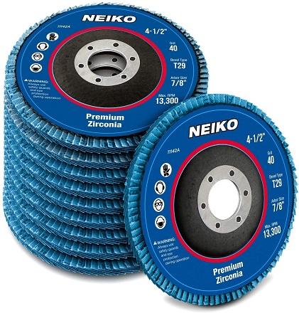 4-1/2 grinding discs