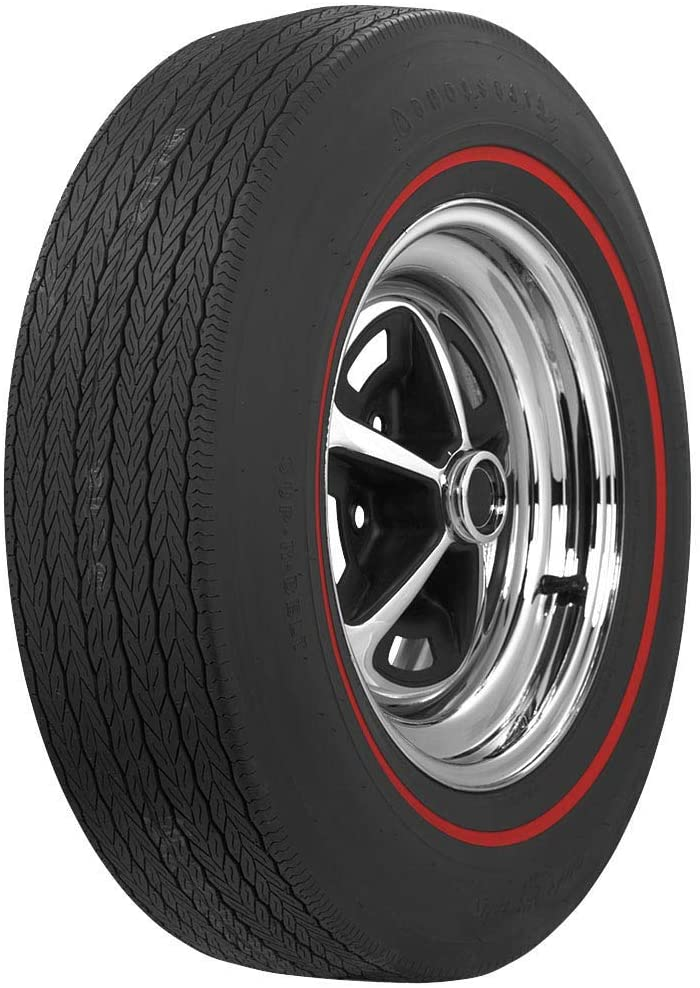 bias-ply redline tire