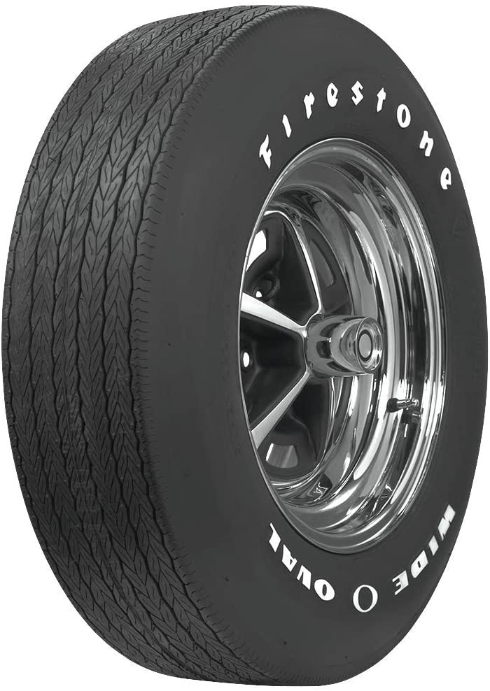 bias-ply raised white letter tire