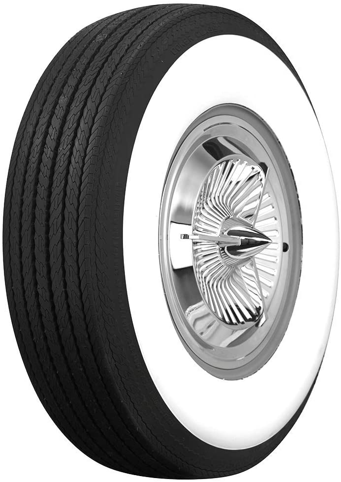 bias-ply whitewall tire