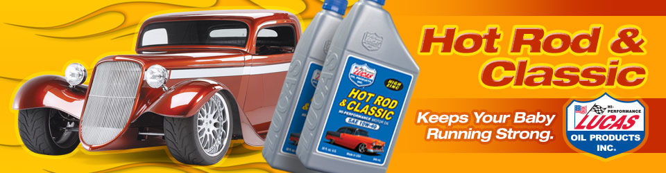 best oil for classic cars
