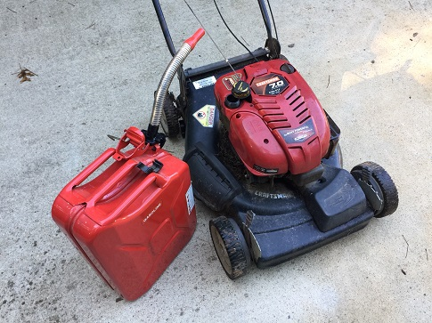 best Jerry can for gasoline