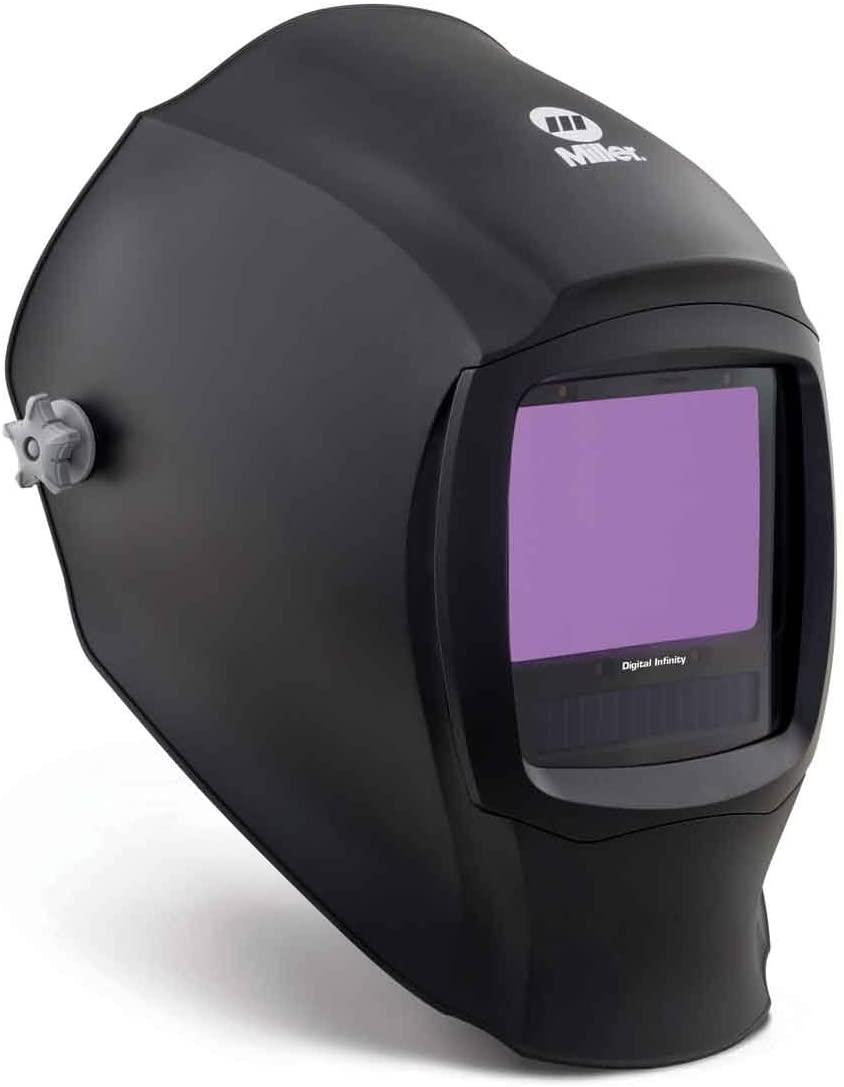 MIG welding helmet