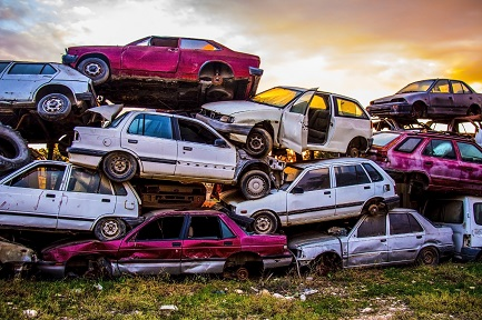 5 ways to sell junk cars