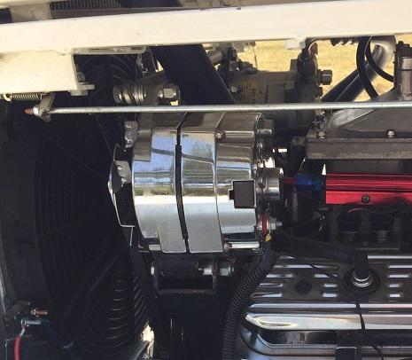 install one-wire alternator