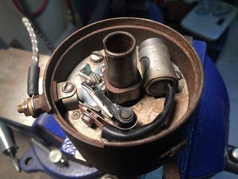 convert 6 volt car to 12 volts
