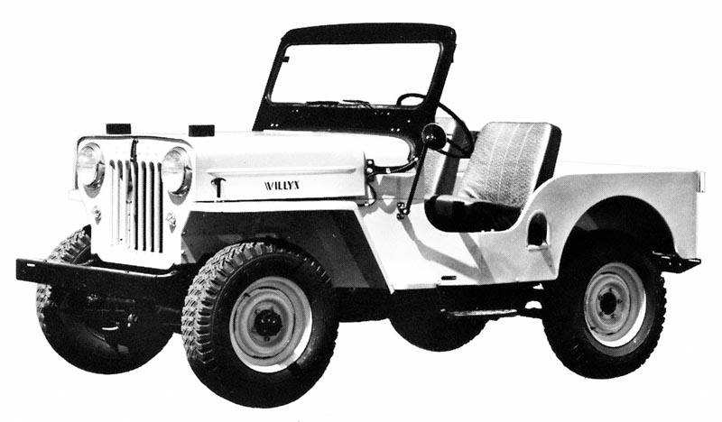 Jeep Willys Restoration