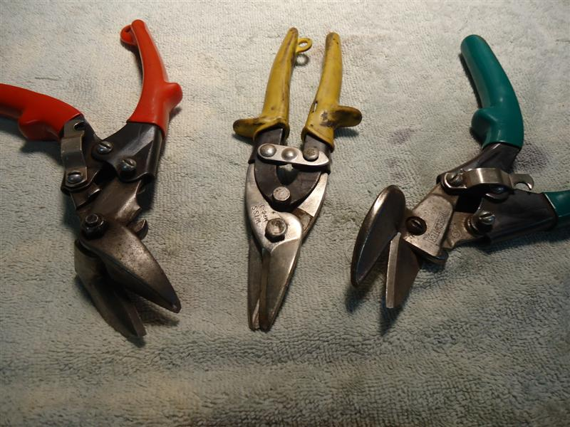 metal cutting snips