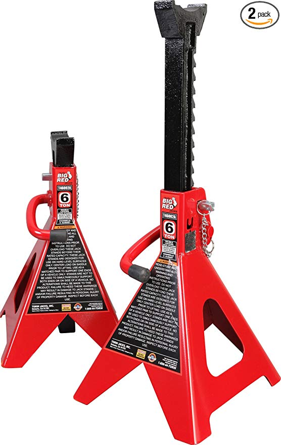 best jack stands for car