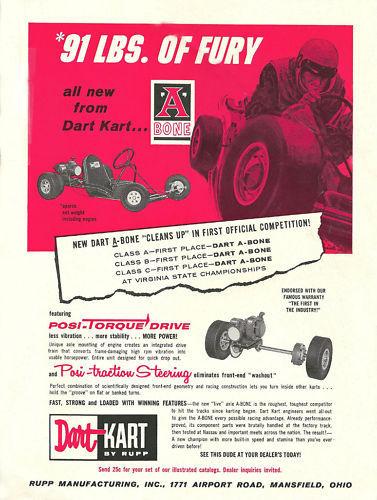 Restore An Old Go Kart