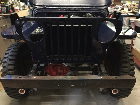 old Jeep Restoration
