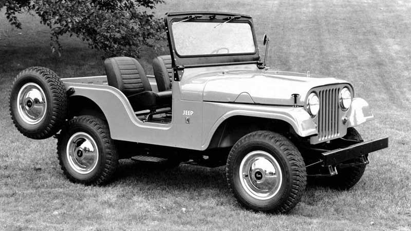 Jeep CJ5 Restoration