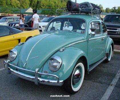 Volkswagen Beetle restoration