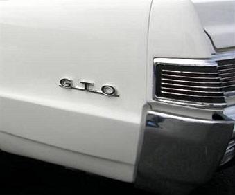 1965 GTO restoration by Mark Trotta