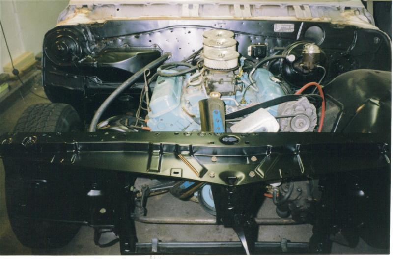 1965 GTO body