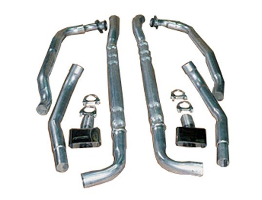 1968-1972 Corvette exhaust