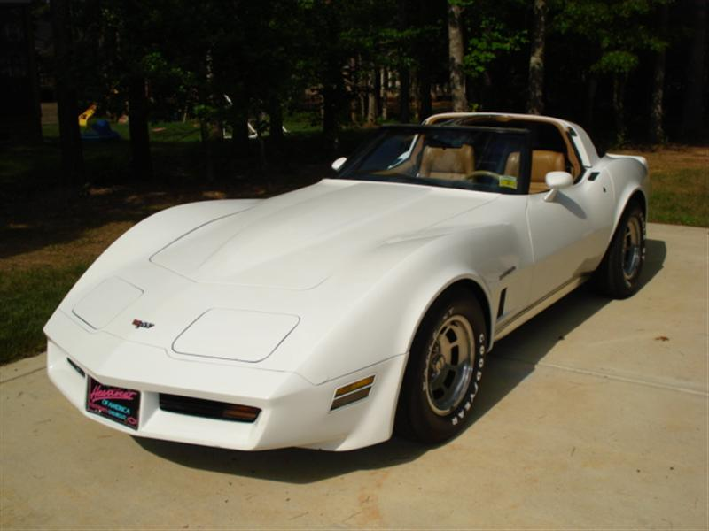The 1982 Corvette is an affordable classic car