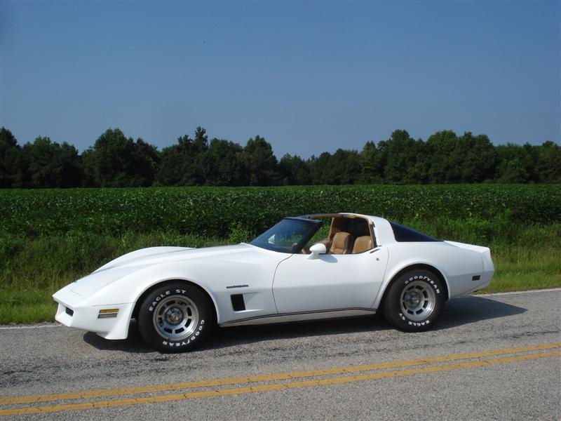 1982 Chevy Corvette