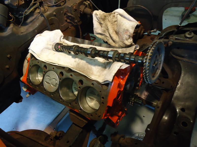 camshaft selection small block chevy