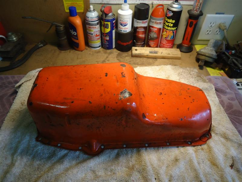 Corvette 327 bottom end rebuild