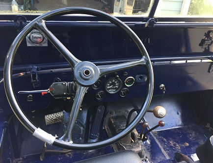 add signals to old car