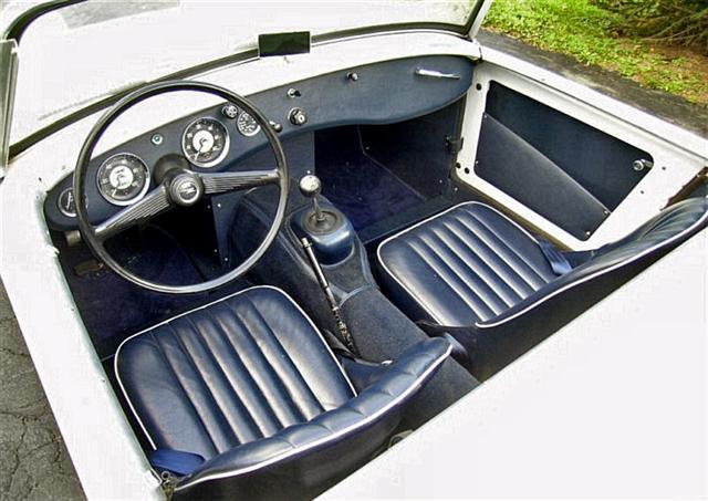 old car restoration