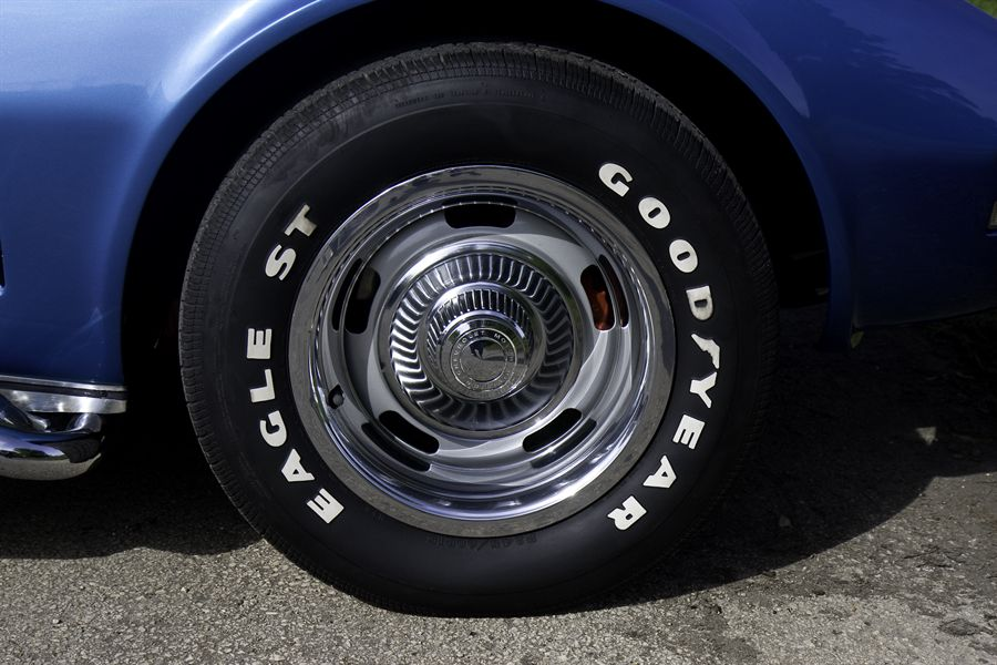 Tire Maintenance For Classic Cars