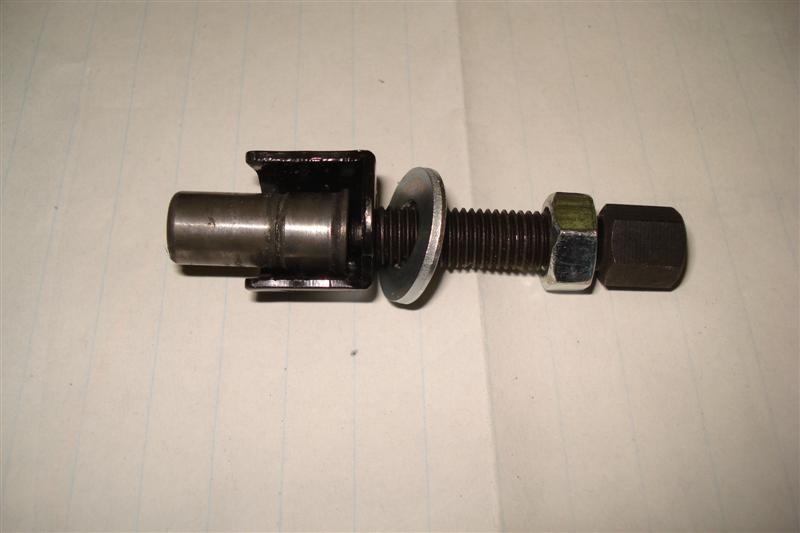Corvette steering column pin removal tool