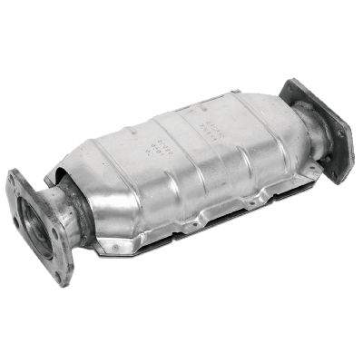 catalytic converter function