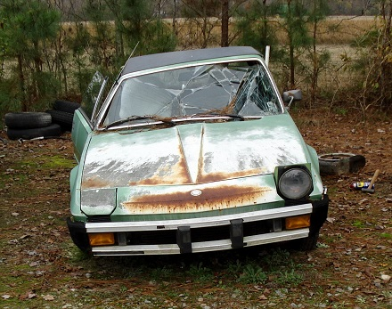 before you donate an old car