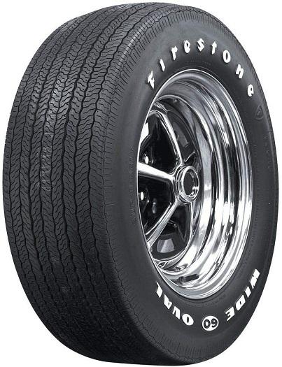 bias-ply raised white letter tire