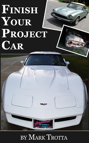 automotive project plannning book