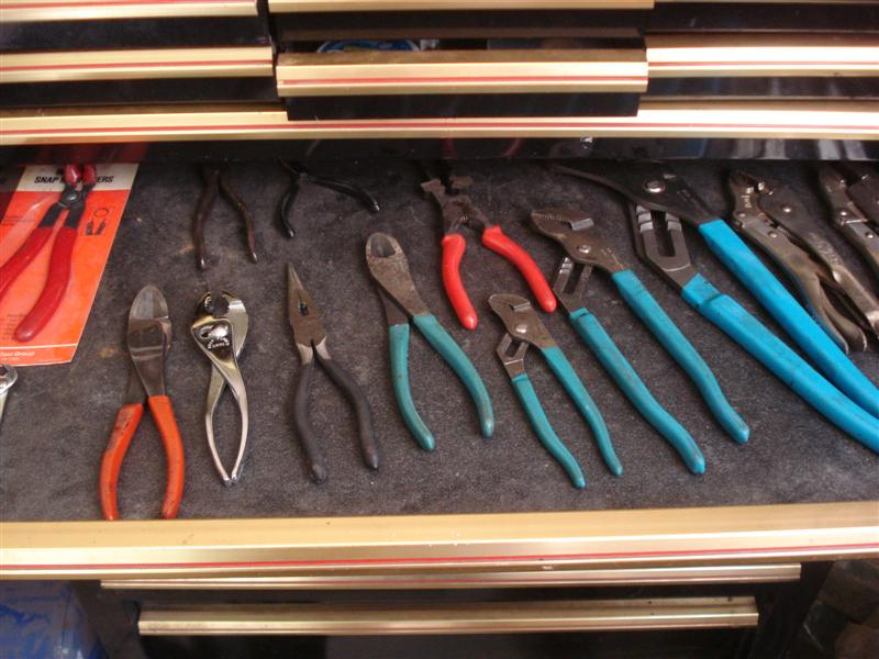 old car restoration tools and equipment